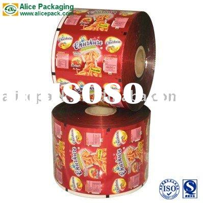 Snacks Packaging Films