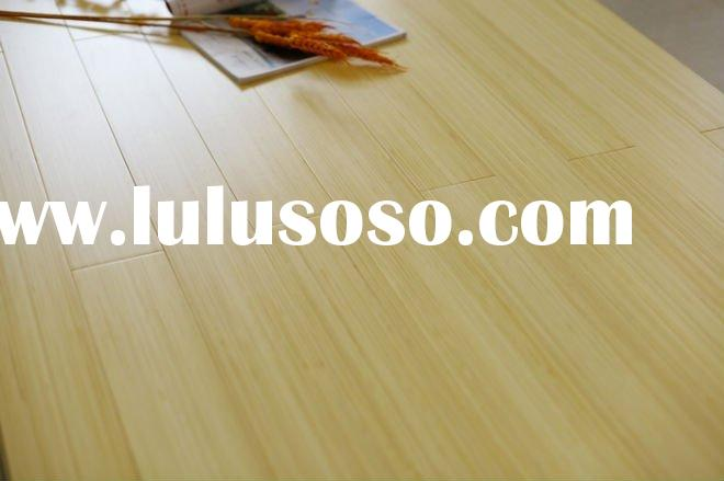 Solid Vertical-Grain Bamboo Flooring