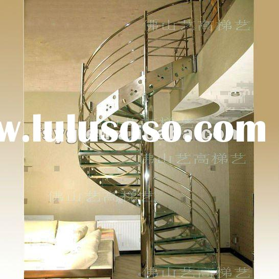 Stainles Steel Spiral Stairs 9002-22