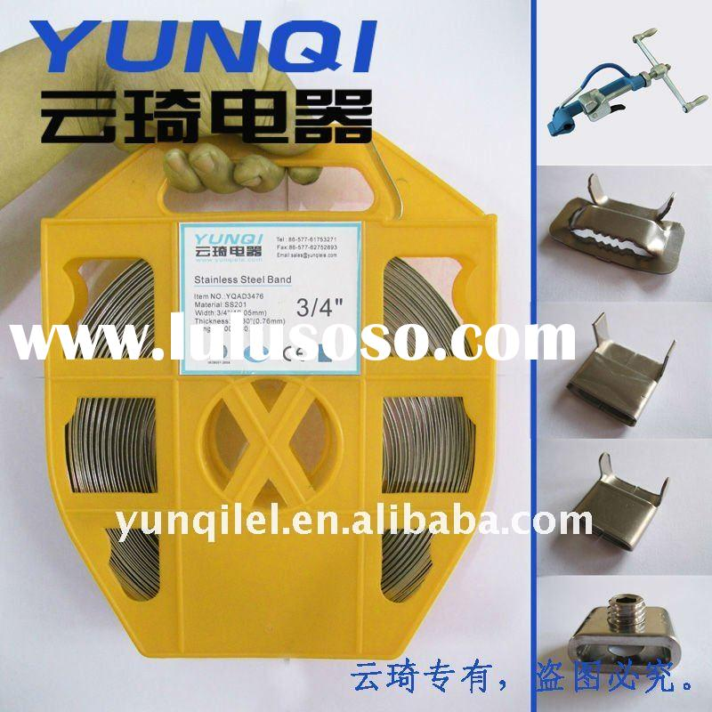 Stainless Steel Banding,for Constructioin,Pallet&Cable Wrapping,Pole,Hose