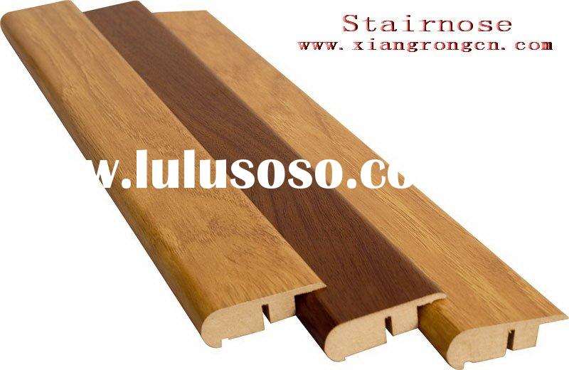 Stair-nose for laminate floor/flooring/wood floor