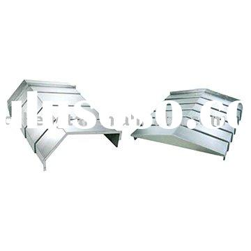 Steel Plate for Machine Tools Guide Shield