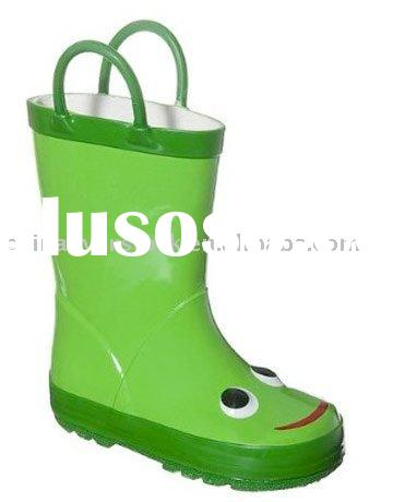 Stocklot/Stock lots/Stock kids/children rain boots/rain shoes