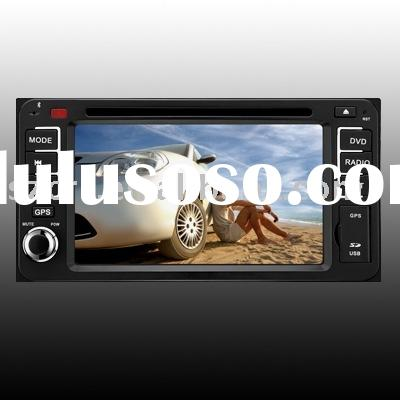TOYOTA Corolla EX /fortuner Car DVD player with GPS/bluetooth/sd/usb