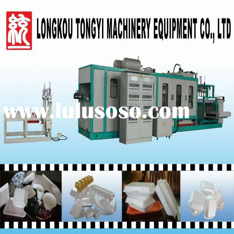 TY-1040 Fully-Auto Vacuum Forming Machine