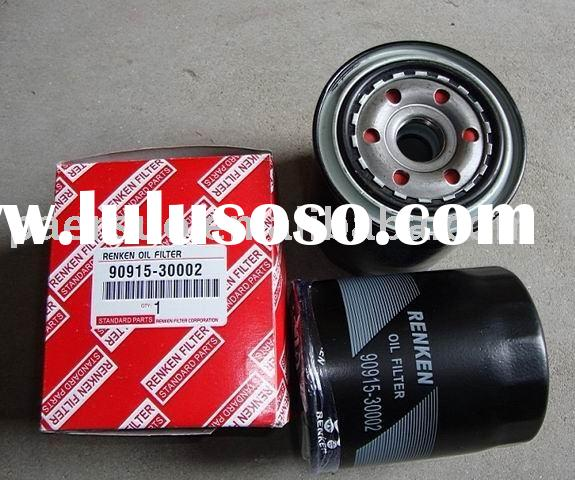 Toyota oil filter 90915 -30002 high quality Japan car parts
