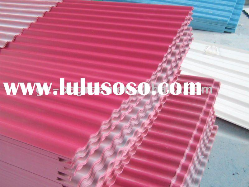 UPVC, APVC sheet, roofing tile,PVC corrugated sheet,PVC wave sheet,plastic roofing tile, plastic pan