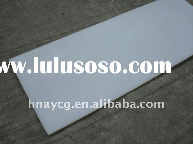 UV Resistant Plastic Sheet of UHMW in China
