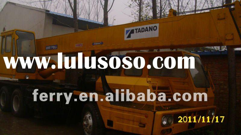 Used Tadano 25 tons good condition truck crane