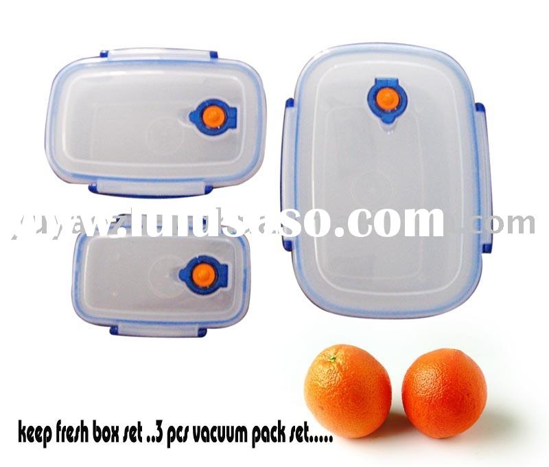 Vacuum Box Fresh Box Food Container Storage Box