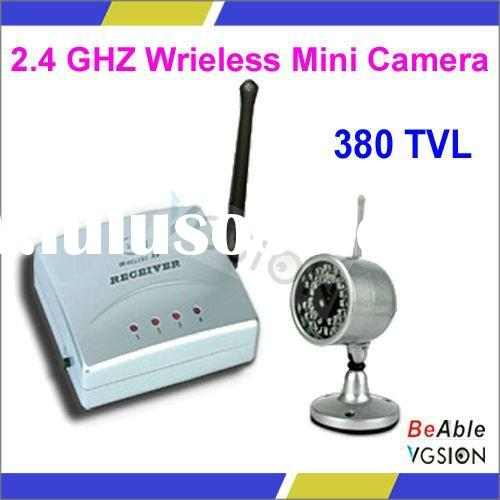 W802F1 2.4G Wireless Camera And Receiver Kit Hidden Housing Camera Security System With Waterproof F