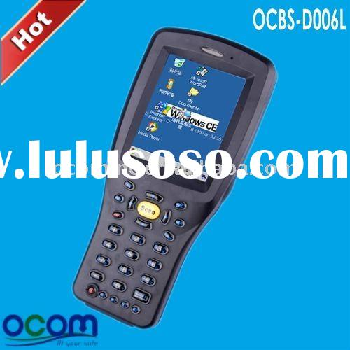 Wifi Portable 1D Laser Barcode Scanner With Display And Keypad (OCBS-D006L)
