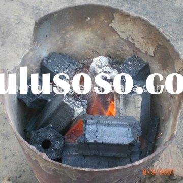 Wood charcoal(sawdust charcoal. barbeque charcoal)
