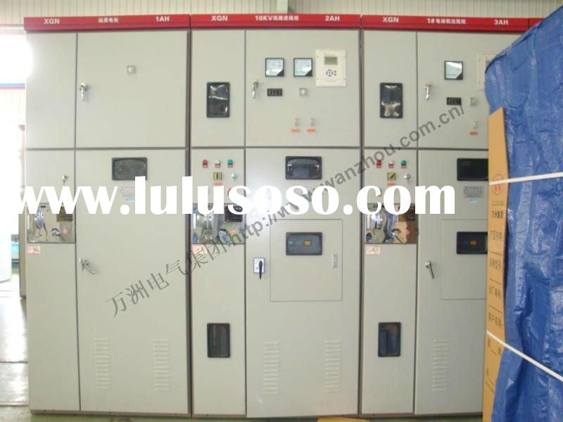 XGN-12 indoor metal-enclosed high voltage power distribution panel