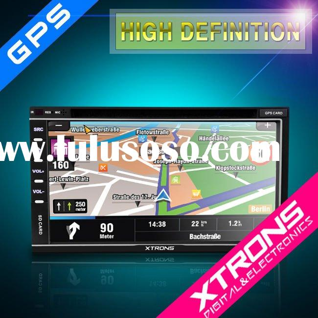 XTRONS TD696G Double Din Car DVD Player & Car GPS