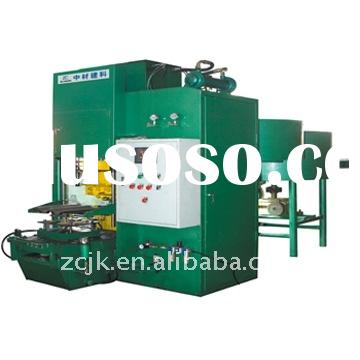 ZCW-120 roof tile and artifical stone mould-pressing concrete tile molding making machine