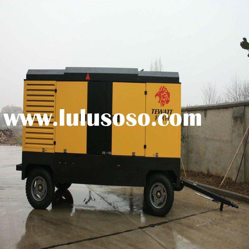 air compressor used for air drilling