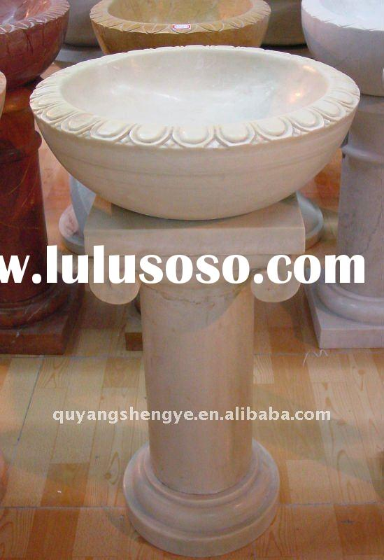 antique wash basin stand