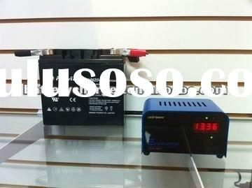 automatic 12V 3A car battery charger