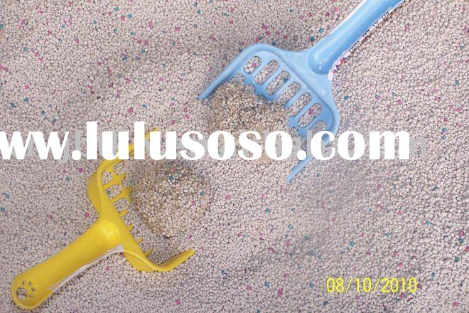 big bulk density Cat litter as the same quality as silica gel