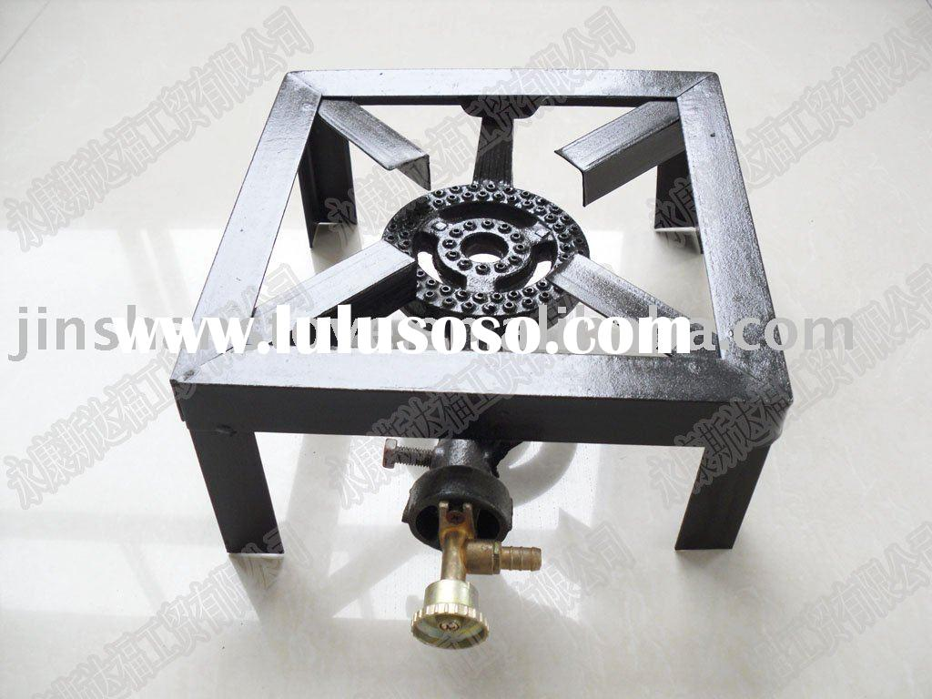 cast iron gas stove (SGB-01)