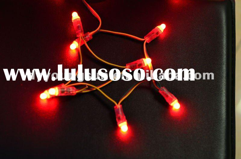 christmas led copper wire string lights