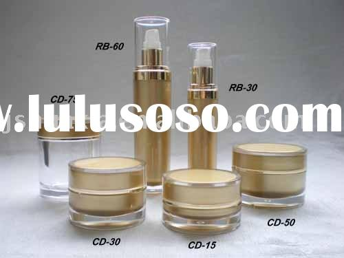 cosmetic packaging/acrylic jar/cosmetic jar