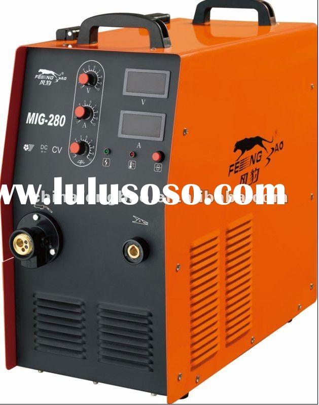 dc inverter welding machine circuits
