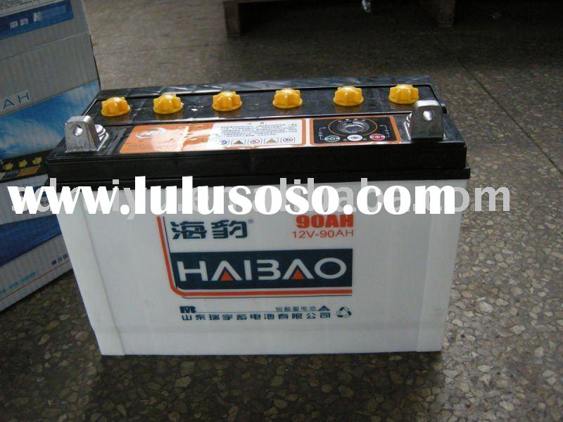 deep cycle car Battery