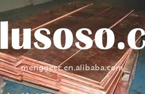 electrolytic copper cathodes sheets