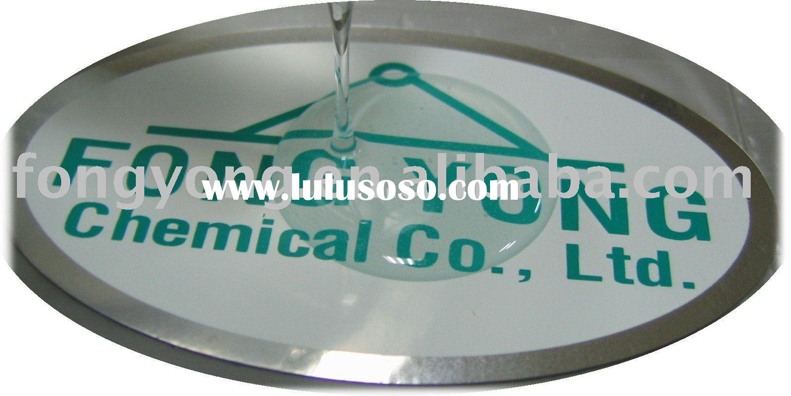 epoxy polyurethane PU adhesive for UV resistance, water clear 3D doming of sticker, nameplate, badge