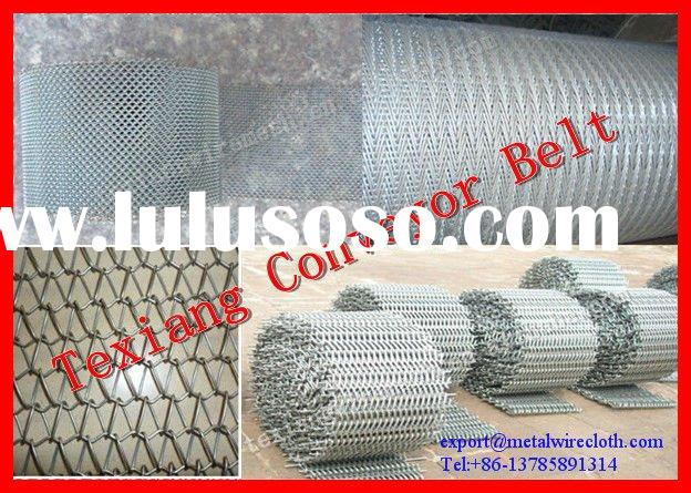 galvanized iron&stainless steel, low carbon chain conveyor belt wire mesh factory