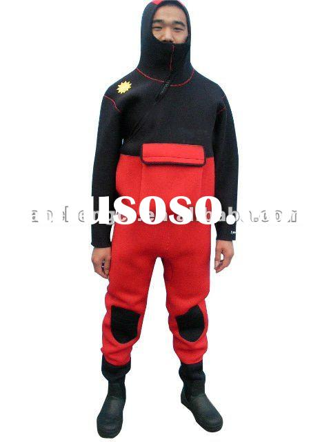 high quality neoprene diving suit for diving sports