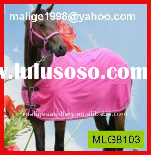 horse equipment fleece rug fleece cooler horse sheet in nice style