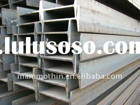 hot rolled i beam steel metal building materials