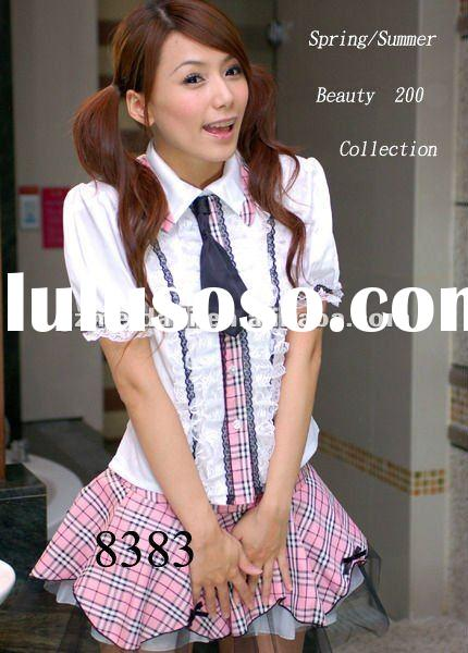 japanese school uniform for girl,high school uniform,short dress
