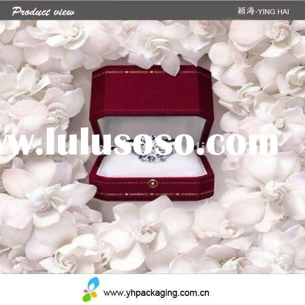 jewelry packaging ideas for jewelry box and display(YINGHAI)