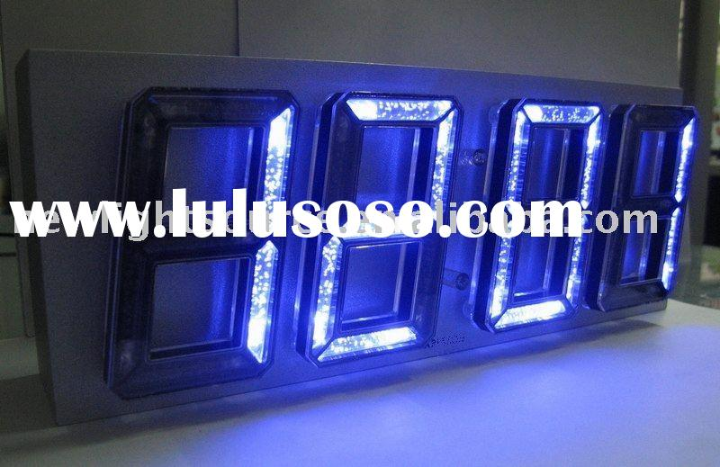 led clock, led wooden clock, led digital clock, calendar clock,electronic clock,led wall clock,led t
