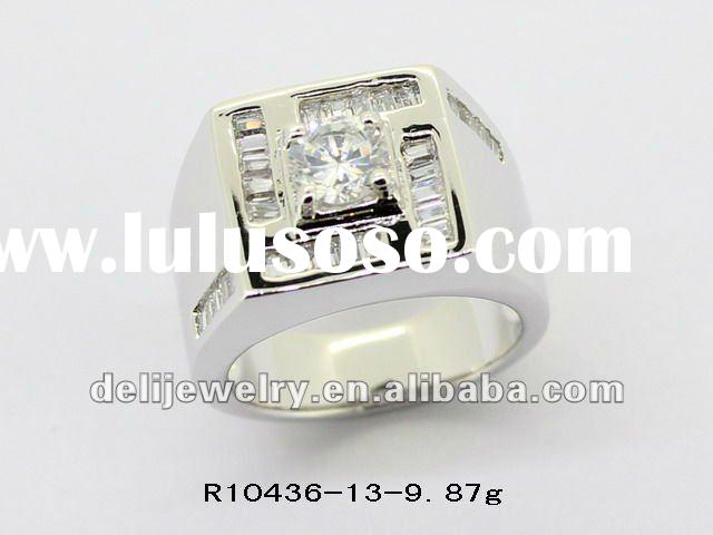 men's silver rings/wedding ring/silver925 jewelry