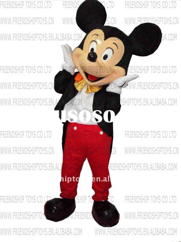 mickey mouse character mascot