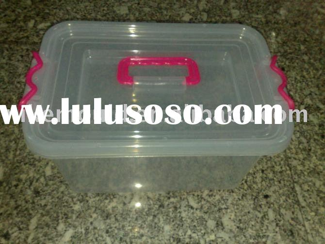 plastik mould for lunch box