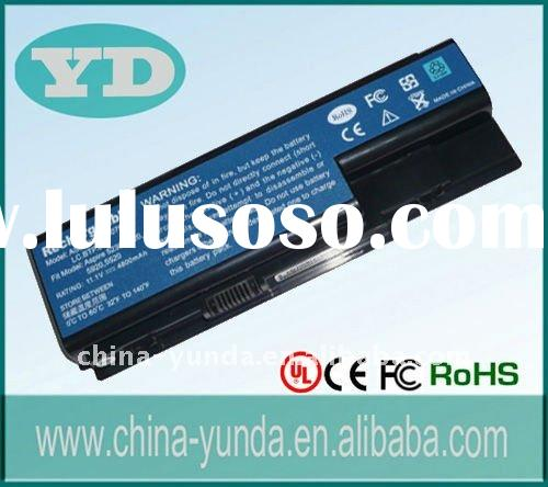 replacement battery for acer aspire 5520 5710 5920 6920