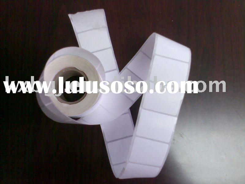 roll packing self-adhesive label paper
