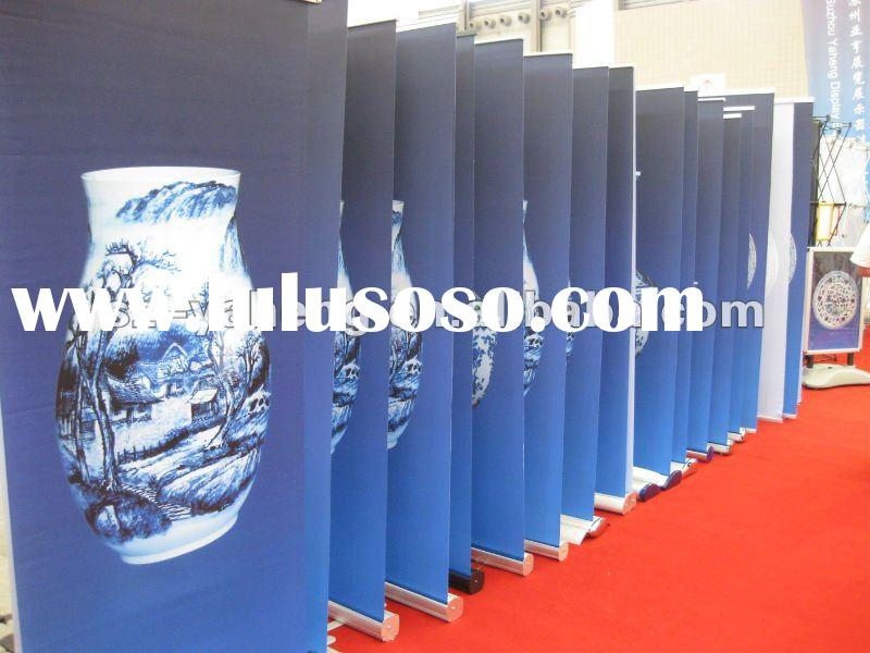 roll up/roll up stand/roll up banner stand