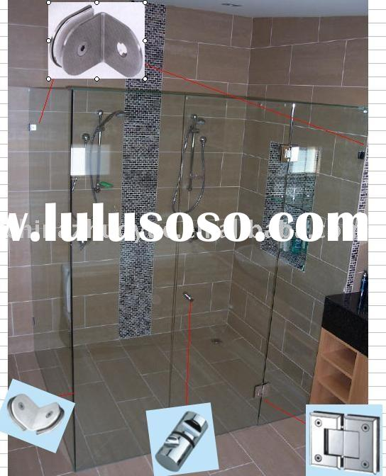 shower enclosure, shower room, shower cabin, shower cubicle, shower cabinet, shower glass