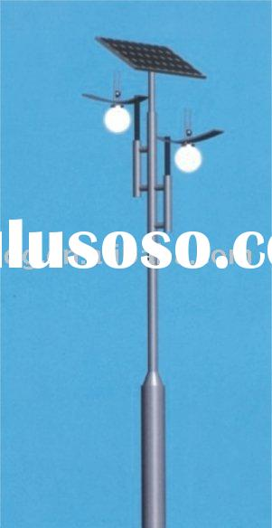solar led street lighting