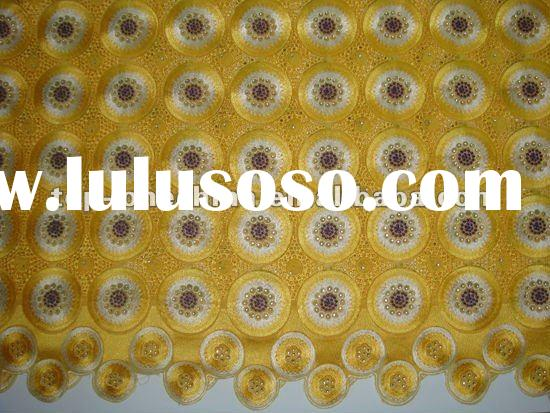 swiss voile lace (29006)-high quality African Lace