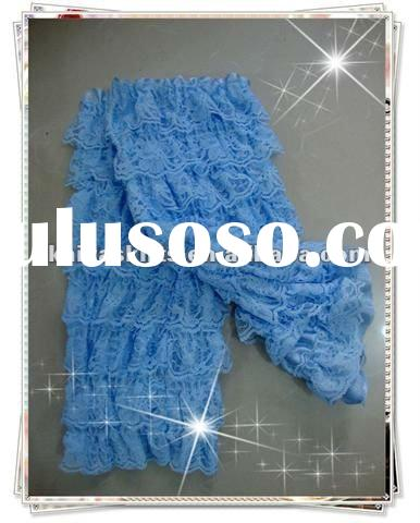 wholesale baby lace leg warmers