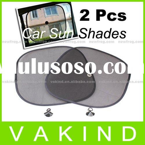 2 pcs Profile Side Car Sun Shade Windscreen Cover New