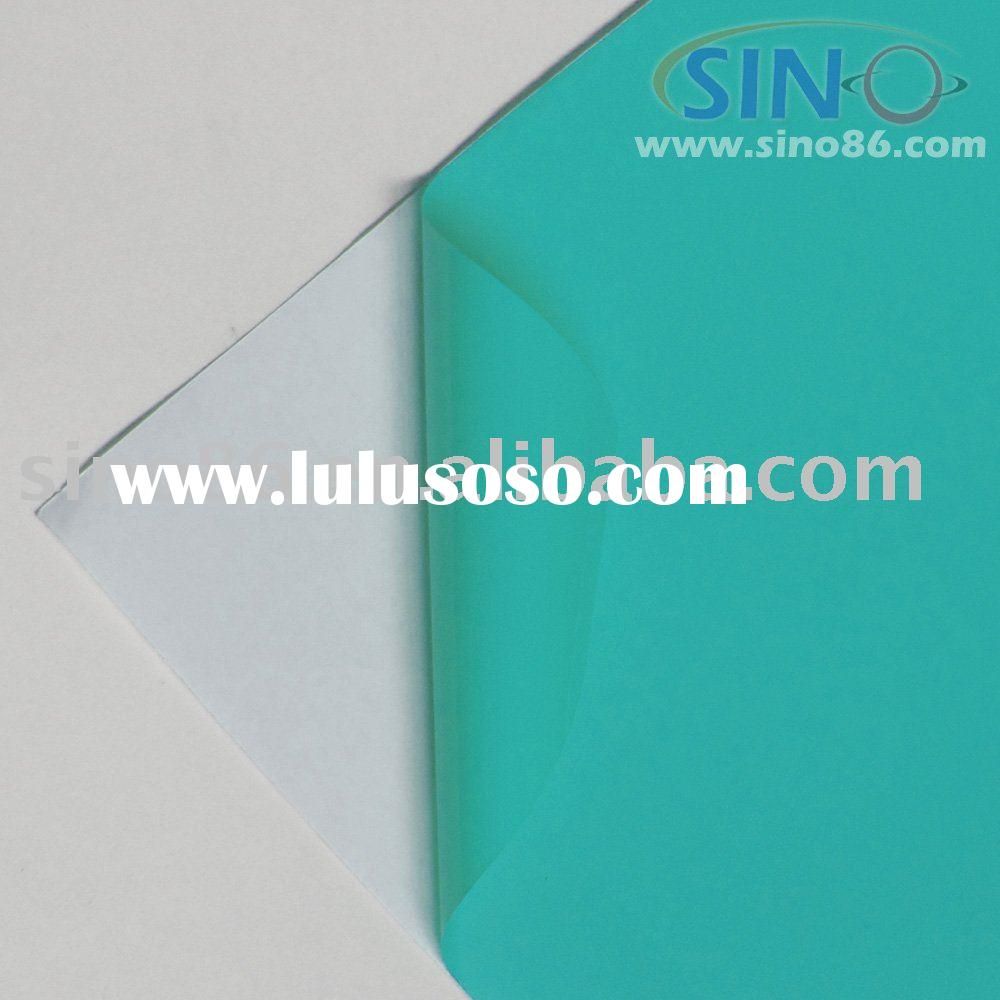 Computer cutting film,sign material,self adhesive color pvc vinyl